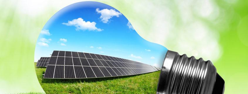 Mise en service installation panneaux solaires
