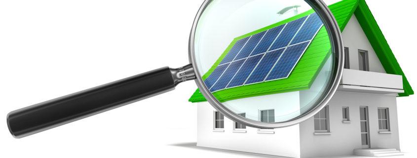 Suivi et surveillance installation panneaux solaires photovoltaique